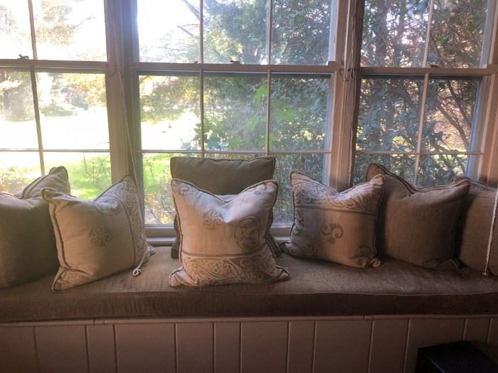DOWN FILLED CUSTOM PILLOWS