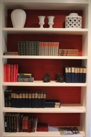 Books, and Decorative Items