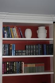 Books and Decorative Pieces
