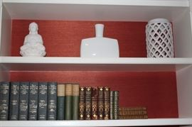Decorative Items and Books