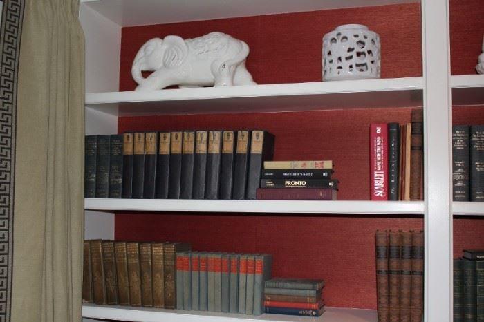 Elephant, Decorative and Books