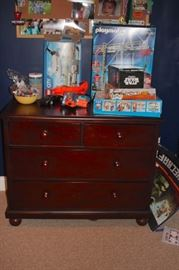 Dresser and Games