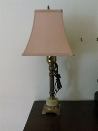 A PAIR OF THESE LAMPS.