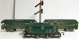 3PM: Special Collection Auction of Trains & Toys, featuring antique and vintage trains, toys, Erector Sets, and much more. Listings & photos will be posted soon.