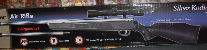 Pellet Rifles