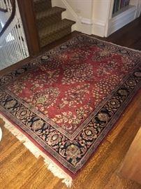 5x7 area rug  $850