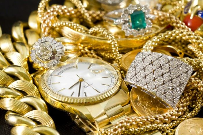 We Buy Gold Fidelity Estate Services