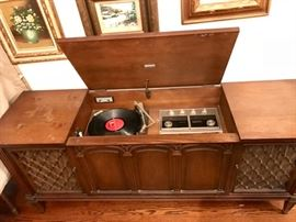 Zenith vintage stereo