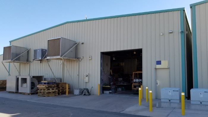 5500 SQFT AIRPLANE HANGER LOCATED IN NORTH LAS VEGAS AIRPORT: 64 FT WIDE DOOR OPENING; APROXIMATLY 15 YEARS LEFT ON THE LAND LEASE AT ONLY $400.00 PER MONTH ; CALL JIM AT: 702-539-9633 FOR MORE INFORMATION