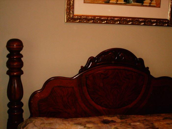 Part of Antique bedroom set