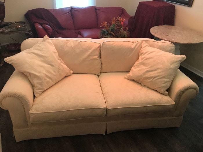Custom Designer Lee Sofa - Soft & In Excellent Condition!