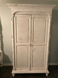 Island Inspired Broyhill Signature Series Armoire