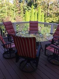 Hampton Bay patio set