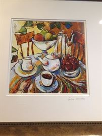Galina Herndon signed and numbered