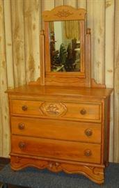 1950's Maple Dresser