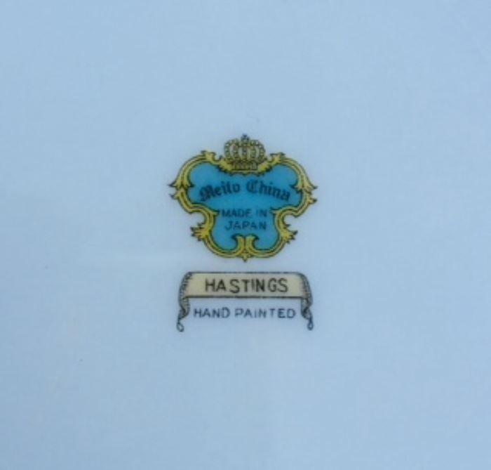 Hastings China