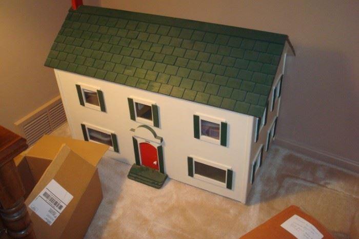 Doll house.
