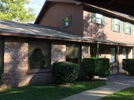 Lake Cherokee home