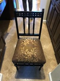 Antique Chair - rumored to be from the household of George Washington