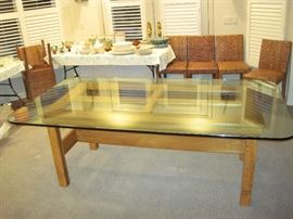 Modern Design Dinning Table