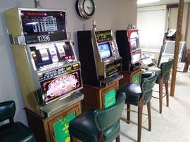 Slot Machines / Video Poker Machine