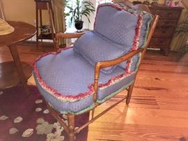 Chairs- matching set of 2