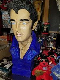 Elvis Bust