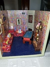One of the Elvis Mansion Rooms. We have them all new in Boxes