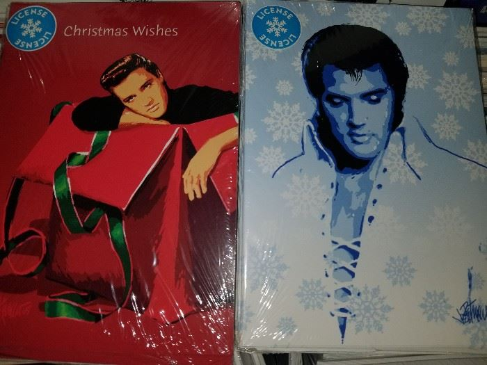 Elvis Christmas Cards we have a lot of them