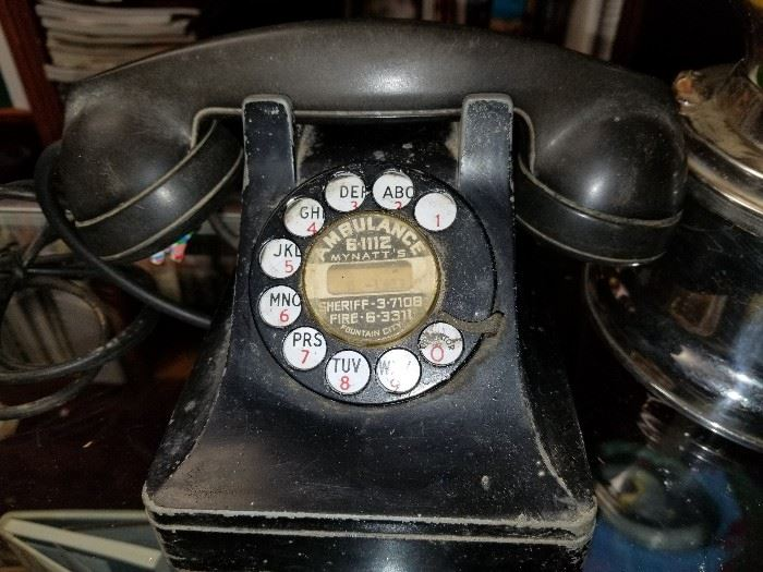 Vintage phone F1 Western Electric for Bell