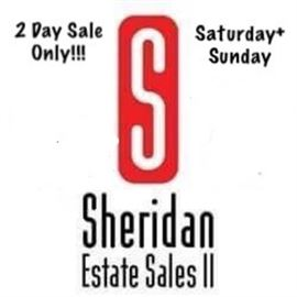 2 day Saturday Sunday sale.  All that great sales condensed into two days!