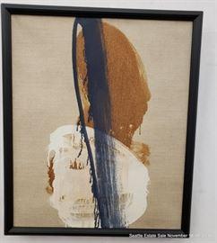 "Marc Van Cauwenbergh, oil on linen ""September""Approx. Size: 20"" x 24"""