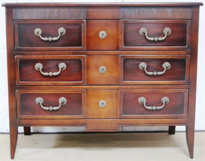 Three drawer chest by Polidor