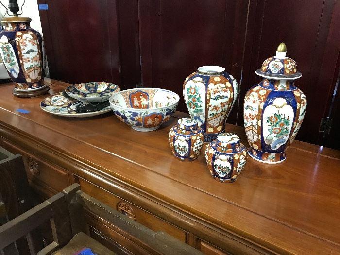Imari Collection
