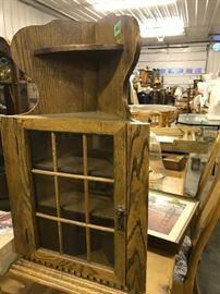 oal corner cabinet