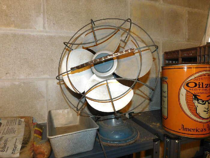 Westinghouse vintage fan
