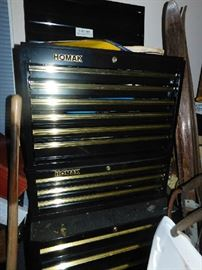 Homak tool chest