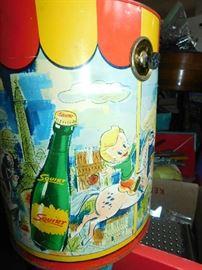 Vintage Squirt cooler