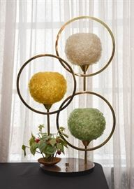 MCM Spaghetti Table Lamp