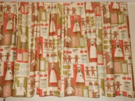 Vtg Curtains