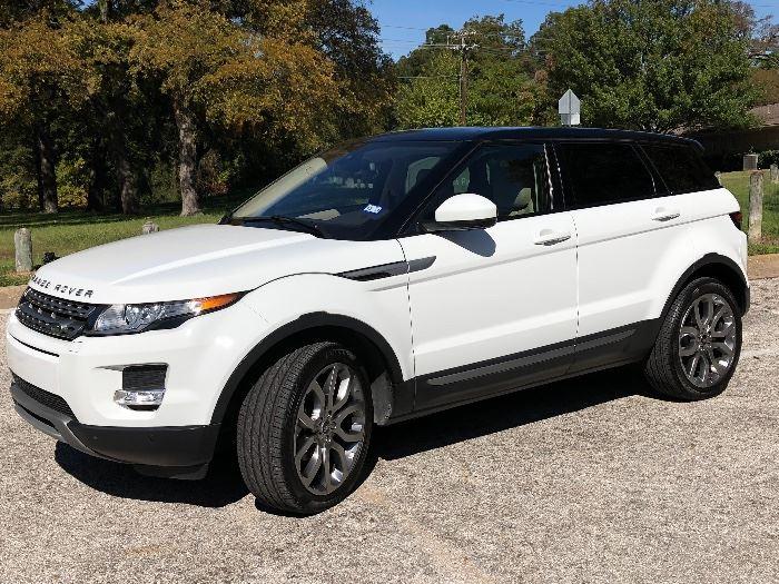 2015 Range Rover Evoque Premium AWD