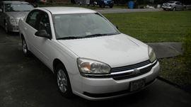 2005 Chevy Malibu LS V6 $5000