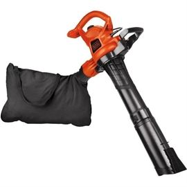 BLACKDECKER BV5600 High Performance Blower Vac Mu ...