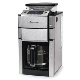 Capresso 488.05 Team Pro Plus Thermal Carafe Coffe ...