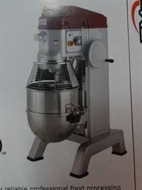 AXM60P 60QT Pizza Mixer