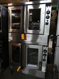 New Electric Double Stack Convection Oven Model ...