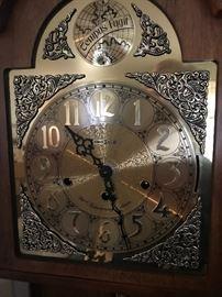 Herman Miller 65th anniversary grandfather clock