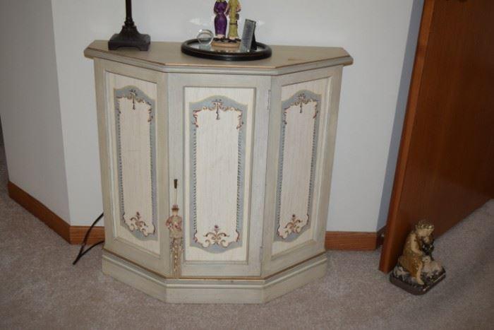 Side Table, Home Decor, Figurine