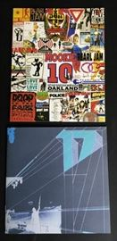 Rare and out of print Pearl Jam Ten Club Fan club Newsletters 10 and 17