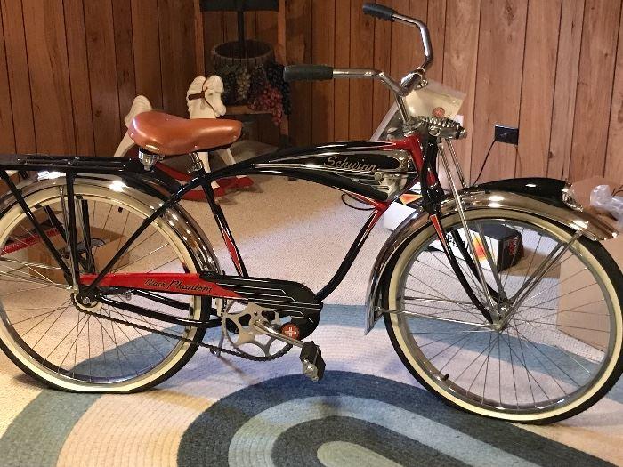 Schwinn black phantom bicycle